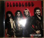 Bloodgood  Rock In A Hard Place 1988 CD / CD9036