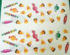 Creative Memories Candy Candy Corn Sticker Sheet
