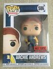 Funko Pop Riverdale Archie Andrews Hot Topic Pre-Release Exclusive
