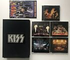 Kiss - The Box Set 1966-1999 (2001) 5 CD Set with Merchandise Catalog-CDs In VGc