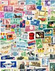 100 Vintage US Postage Stamps all Different Mint Never Hinged