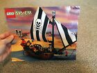 Lego 6268 RENEGADE RUNNER Pirate Ship Instruction Manual only!