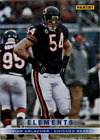 2012 Panini Father's Day Elements Cracked Ice #2 Brian Urlacher (Print Run 25)