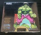 4 BOX Lot 1992 Marvel Masterpieces Factory Sealed Unopened 36 Pack Free Shipping