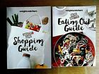 NICE 2 WEIGHT WATCHERS BOOKS 2015 EATING OUT MENU GUIDE + SHOPPING GUIDE