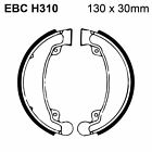 EBC Replacement Organic Brake Shoes & Spring Kit H310 Kymco CK 125 Pulsar 99-00