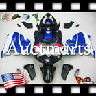 For Suzuki TL1000R 1998-2003 Fairing Bodywork ABS Blue Black White 2n1 XE