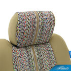 Coverking Saddle Blanket Custom Tailored Front Seat Covers For Honda Insight