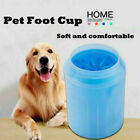 Dog Paw Cleaner Pet Foot Washer Cup Feet Clean Brush Cleaning Paws Wash Tool
