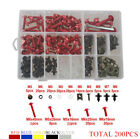 200x Fairing Bolt Kit body screws Clips For Benelli Tornado Tre 1130 302R Tre900