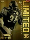 Top 5 Jerome Bettis Football Cards to Celebrate His Hall of Fame Induction 11