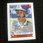 2018 Topps Rookie History Ozzie Smith Autograph Padres Cardinals 6 10! Red Foil