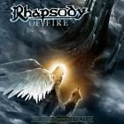 Rhapsody of Fire - The Cold Embrace of Fear CD - SEALED Power Metal Album