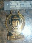 Vintage COLLECTIBLE Limited Edition 90th Anniversary Harley Davidson Watch Fob