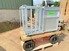 Digital Sheep Weigh Crate Scale 3 Way Drafter  Carry Truck Delivery  VAT Inc