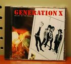 Valley of the Dolls by Generation X (CD, 1979 Chrysalis Records) VK 41193