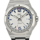 Auth IWC Ingenieur Dual Time IW324404 GMT Date Automatic Men's Watch J#87153