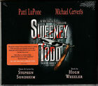 Sweeney Todd: The 2005 Broadway Production BRAND NEW 2XCD Free 1st Class UK P
