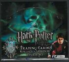 HARRY POTTER GOBLET of FIRE UPDATE HOBBY BOX # 6323 of 7500 FACTORY SEALED CARD