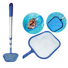 Spa or Swimming Pool Flat Skimmer Net with Telescopic Pole Aluminum Alloy