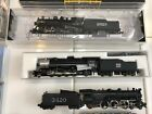 N Scale Train Engines Rolling Stock Different Brands