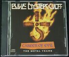 Blue Oyster Cult - Career Of Evil The Metal Years CD (1990 CBS)CK 44300
