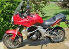 2008 Kawasaki KLR  2008 Kawasaki klr 650 motorcycle for repair or parts
