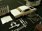 1967 Chevelle SS 1/25 hood, body,  glass, some chrome trim *for* diorama/project