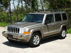 2006 Jeep Commander Limited TRAIL RATED 4WD W/3RD ROW SEAT! 118K Mls! NAVI SUNROOF LEATHER HEATED/MEMO SEATS PARKTONIC KEYLESS ENTRY TOW PACK COLD AC