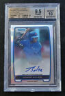 2012 Bowman Baseball Chrome Prospect Autographs Gallery and Guide 47