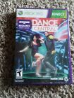 Dance Central Biggest Loser Zumba Xbox 360 Kinect All 3 great condition