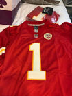 Nike LEON SANDCASTLE Kansas City Chiefs Jersey - Men's M Medium - New w Tags