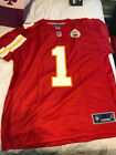 Nike LEON SANDCASTLE Kansas City Chiefs Jersey - Men's L Large - New w Tags