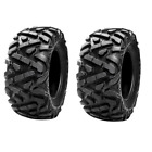 Tusk TriloBite HD 8-Ply Pair of Tires 26x10-12 for Can-Am Outlander 400 H.O. 200