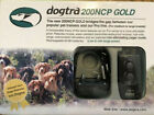 Dogtra 200NCP Gold Training and hunting collar with remote Shock Vibrate