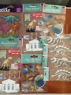 Planets And Dinosaurs Museum Theme 3D Stickers Lot of 9 Doubles