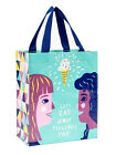 Lets Eat Your Feelings Too Handy Tote Bag