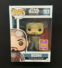 Funko Pop Bodhi Rook DAMAGED BOX Star Wars Rogue One #183 SDCC 2017 Exclusive!