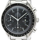Polished OMEGA Speedmaster Automatic Steel Mens Watch 351050 BF501000