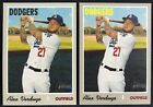 2019 Topps Heritage High Number Baseball Variations Guide 85