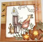 Piano Granny RETIRED U get photo2 LK  examples Art Impressions Rubber STamps