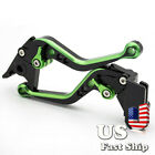 USA Ship Brake Clutch Levers Fit Kawasaki Z1000SX Z900 Z650 NINJA 650R  ZX6R/636