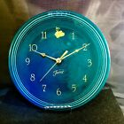 **RARE**RETIRED Fiestaware RETIRED Juniper WALL CLOCK