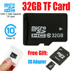 32GB TF Card Class10 80Mb s Flash Memory Card With Adapter For Camera Cell Phone