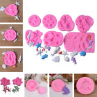3D Ocean Sea Silicone Mold Fondant Chocaolate Candy Cake Baking Mould Decorating