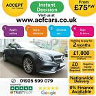 2015 GREY MERCEDES CLS220D SHOOTING BRAKE AMG LINE AUTO CAR FINANCE FR 75 PW