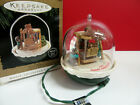 Hallmark FOREST FROLICS Light and Motion Hanging Ornament