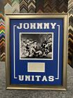Johnny Unitas Cards, Rookie Card and Autographed Memorabilia Guide 29