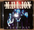 M.ILL.ION  Electric CD 1998 / MAJCD047