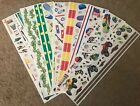 Creative Memories 12 GREAT LENGTH Stickers Scrapbooking Cards New